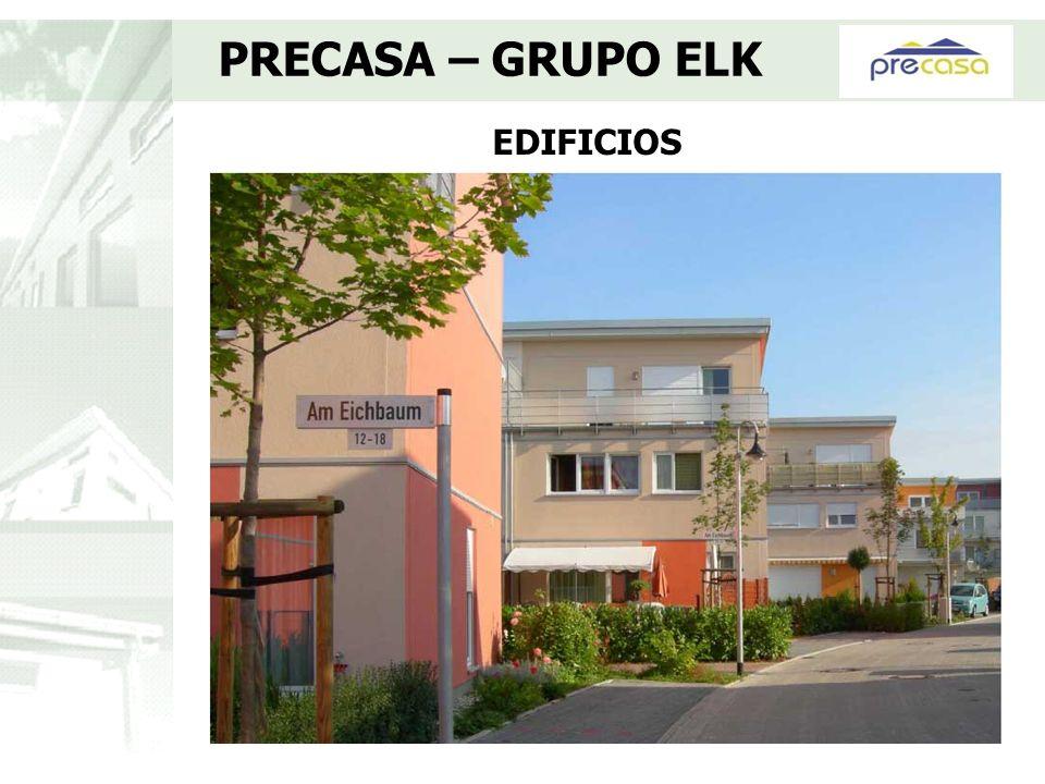 PRECASA – GRUPO ELK EDIFICIOS