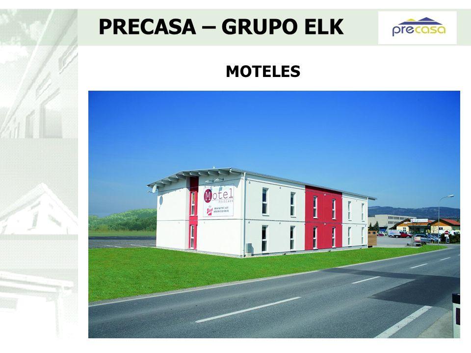 PRECASA – GRUPO ELK MOTELES