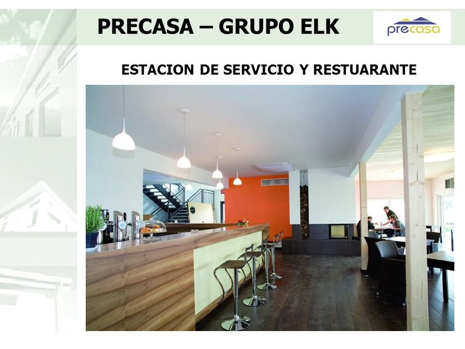 ESTACION DE SERVICIO Y RESTUARANTE