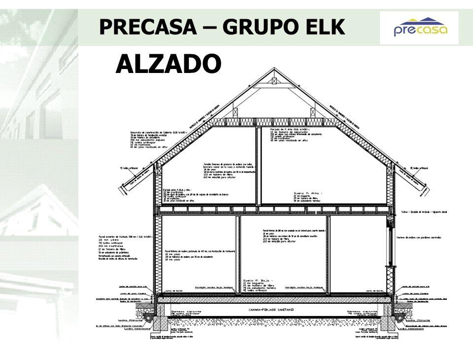 PRECASA – GRUPO ELK ALZADO