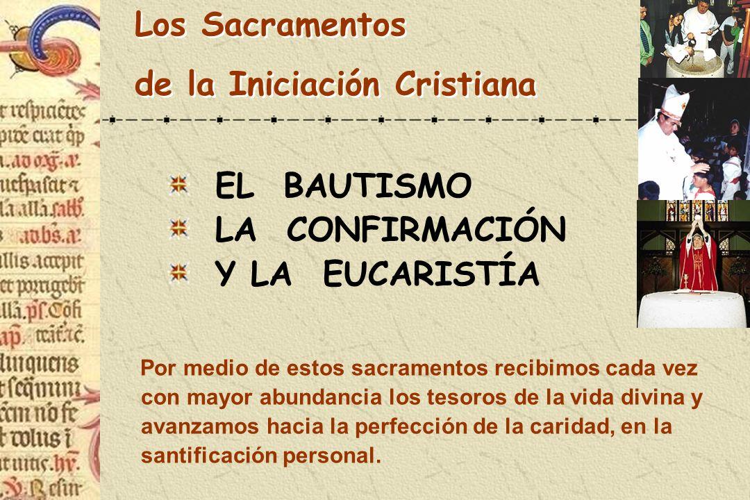 de la Iniciación Cristiana