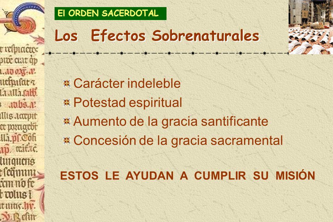 Los Efectos Sobrenaturales