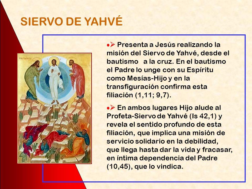 SIERVO DE YAHVÉ