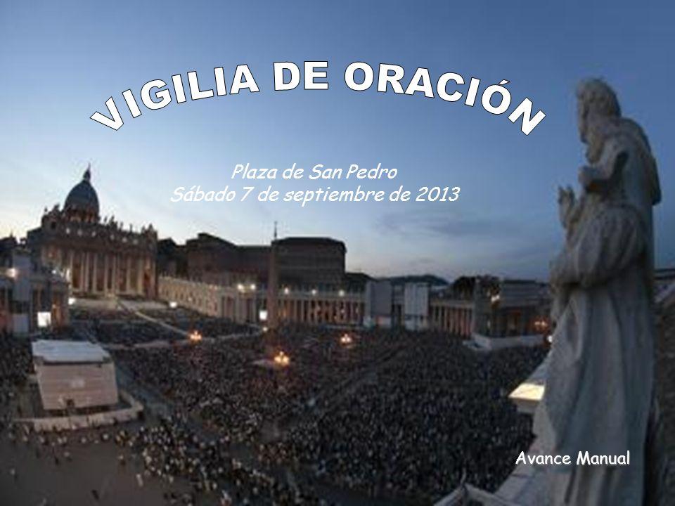 Plaza de San Pedro Sábado 7 de septiembre de 2013