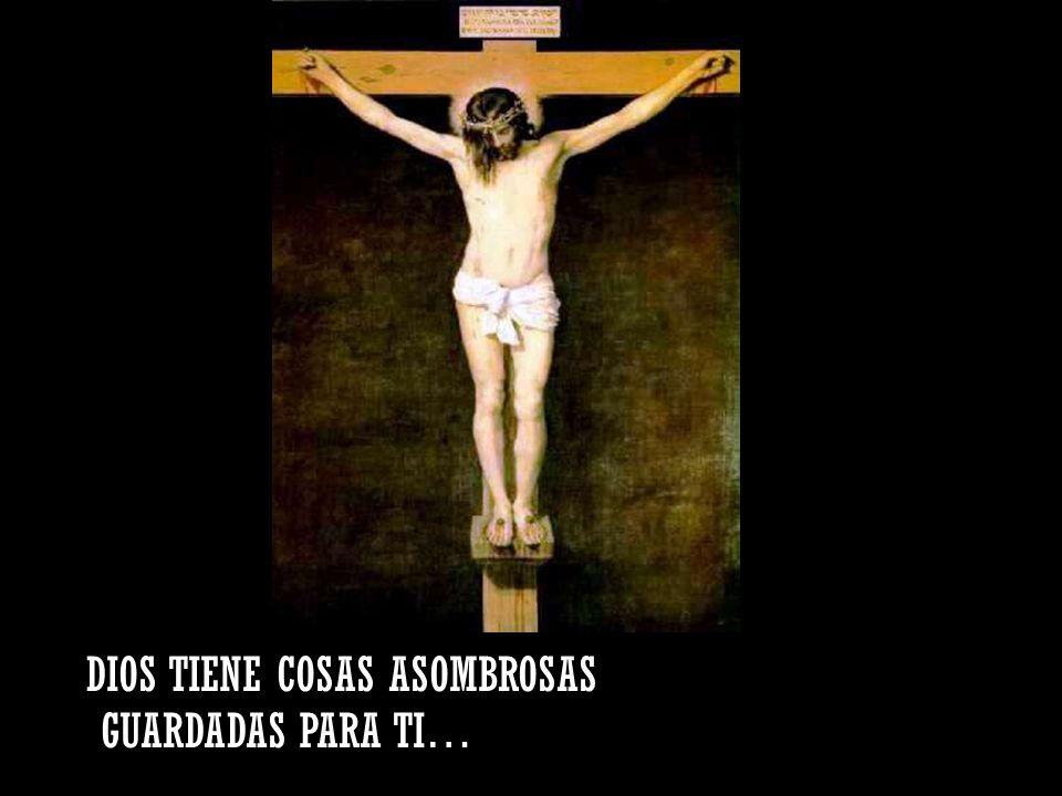 DIOS TIENE COSAS ASOMBROSAS