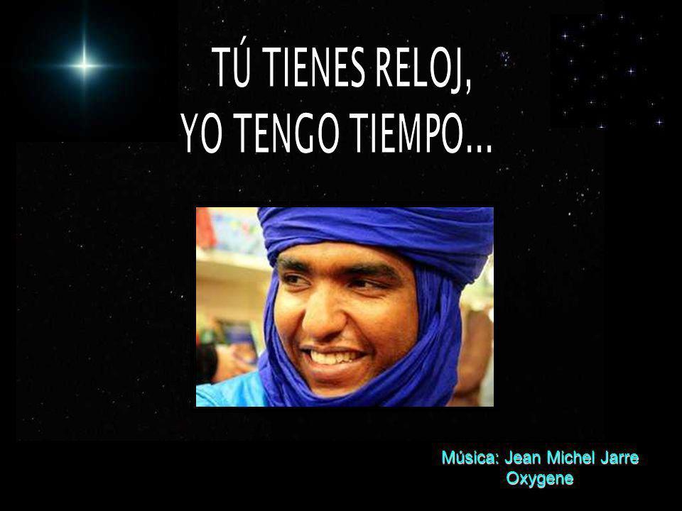 Música: Jean Michel Jarre