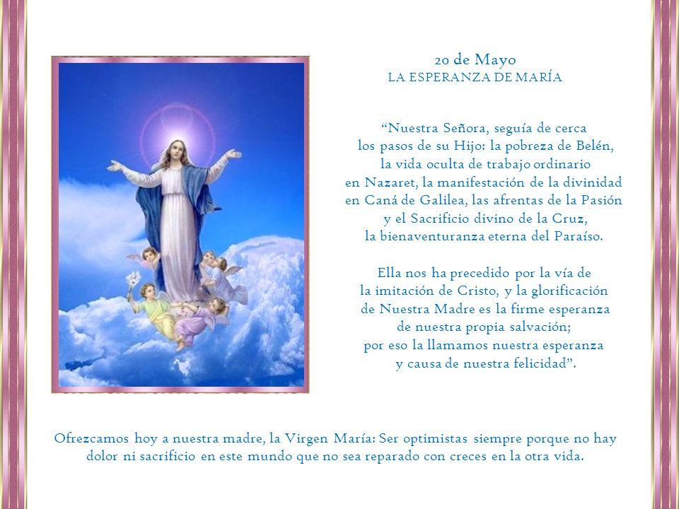 20 de Mayo Nuestra Señora, seguía de cerca