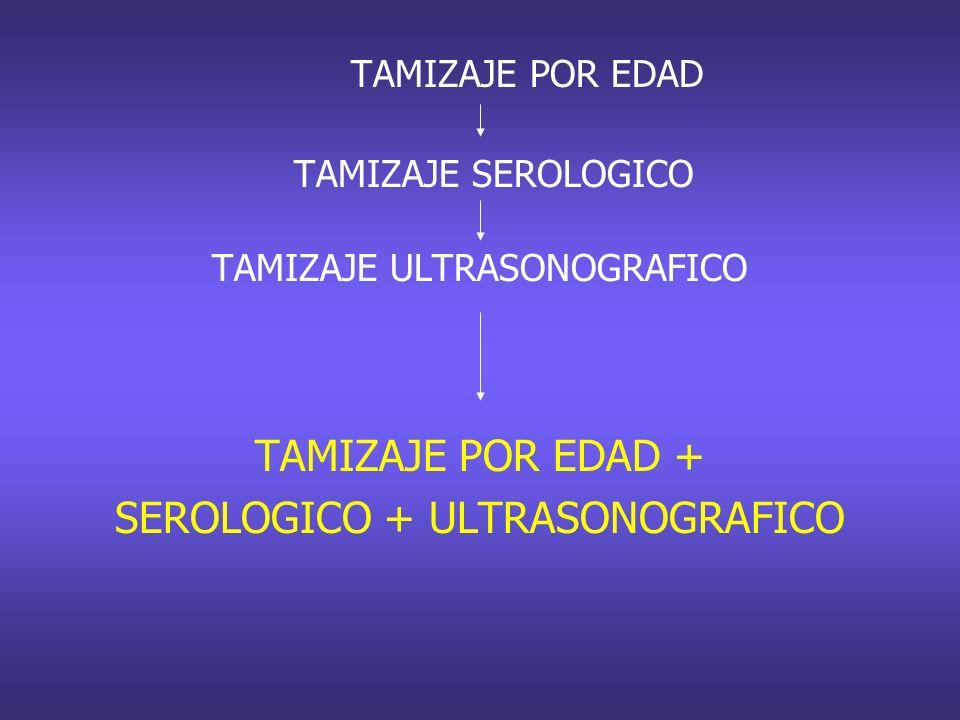 SEROLOGICO + ULTRASONOGRAFICO