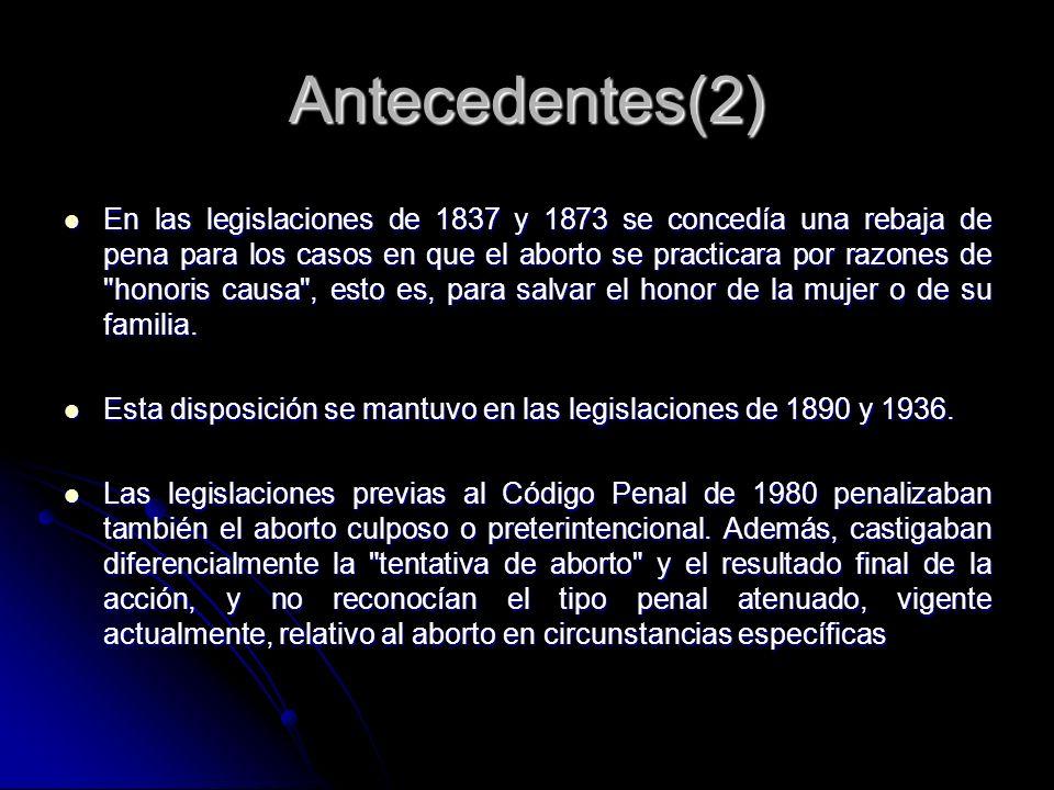 Antecedentes(2)