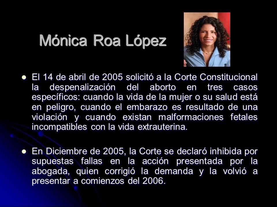 Mónica Roa López