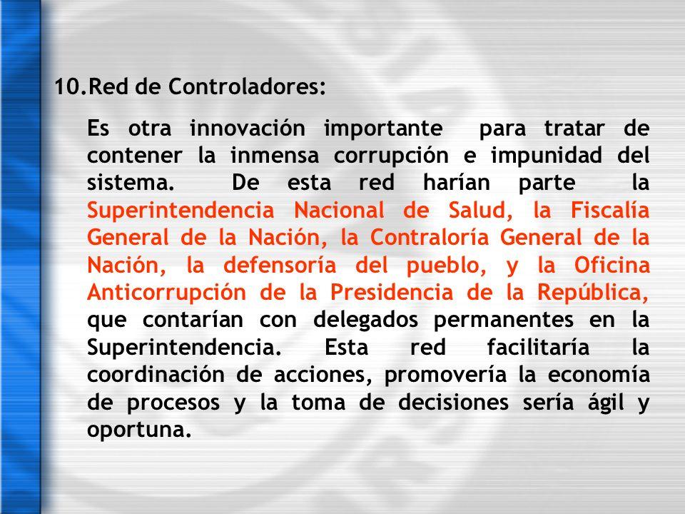10.Red de Controladores: