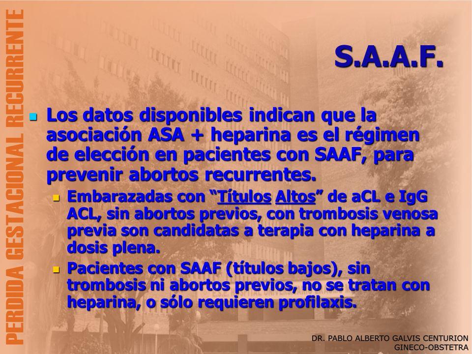S.A.A.F.