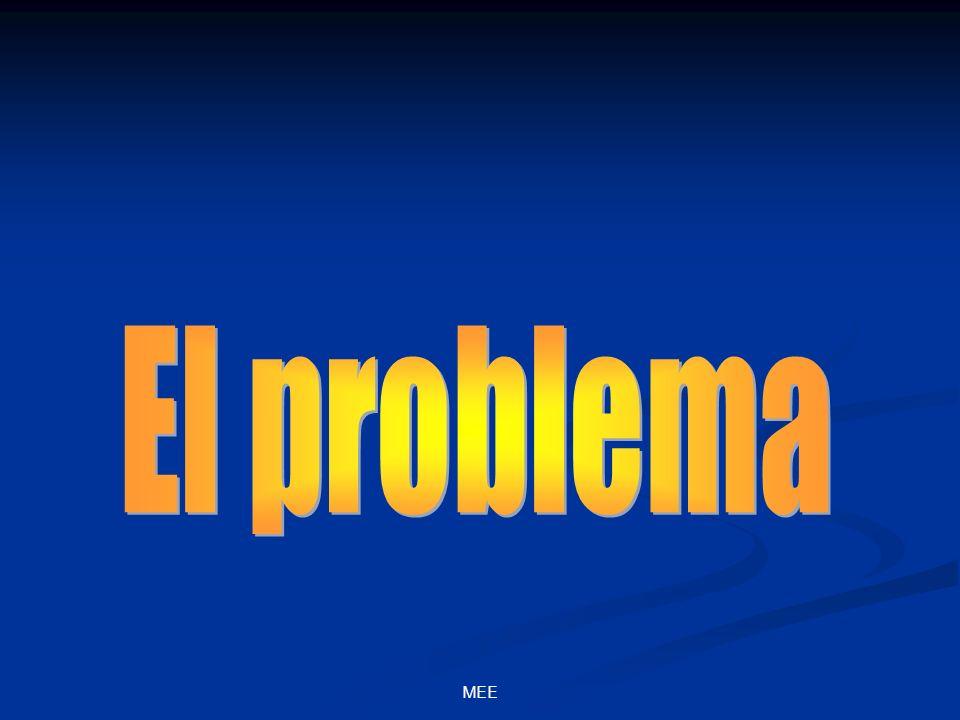 El problema MEE