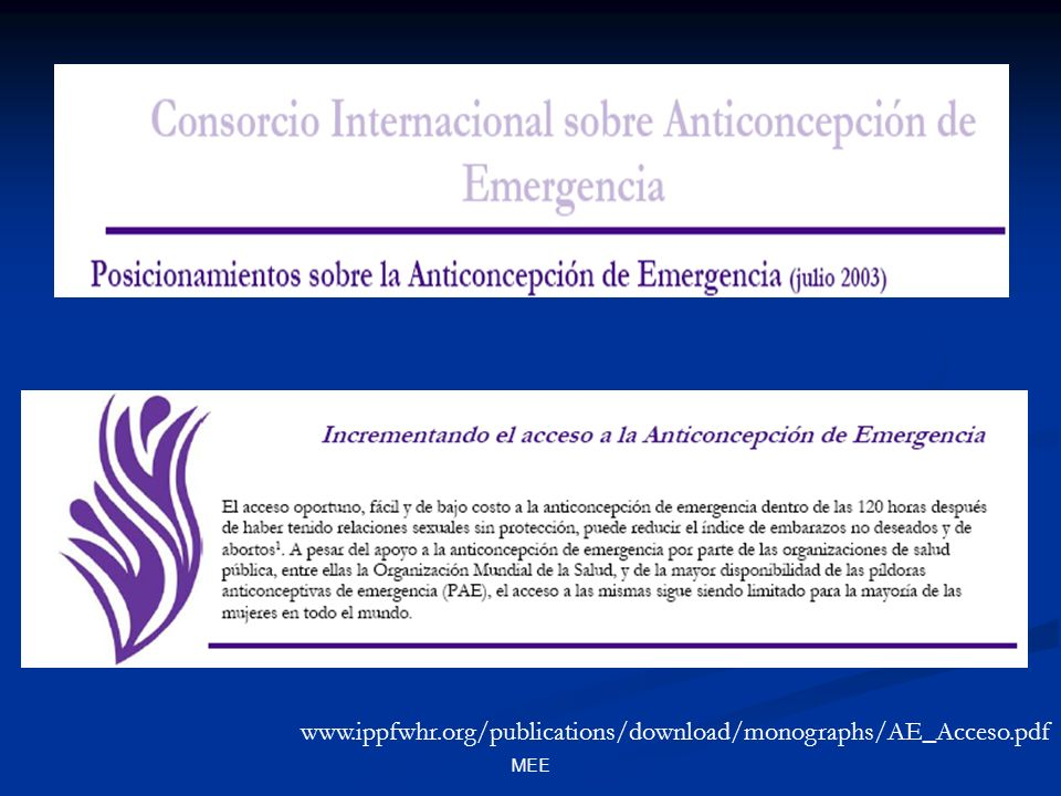 www.ippfwhr.org/publications/download/monographs/AE_Acceso.pdf MEE