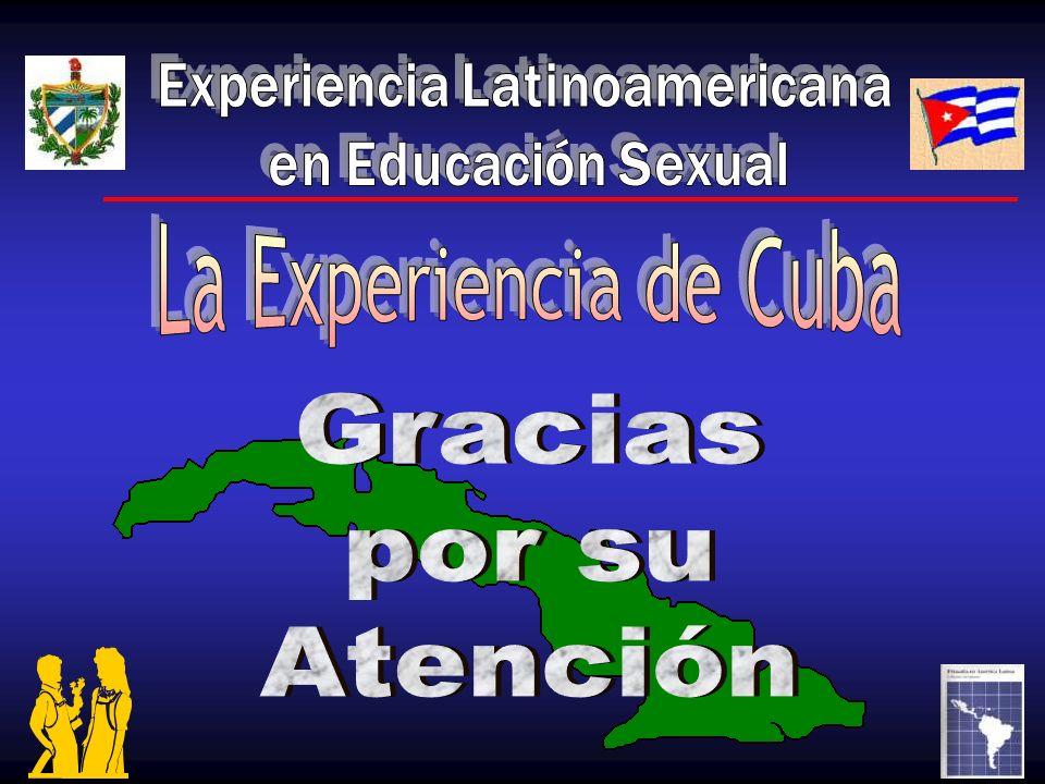Experiencia Latinoamericana