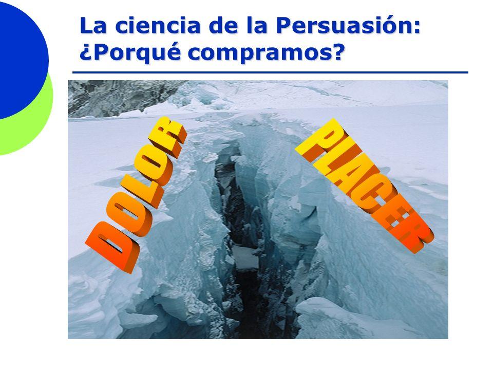 La ciencia de la Persuasión: ¿Porqué compramos
