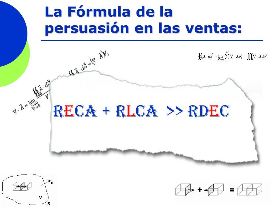 RECA + RLCA >> RDEc