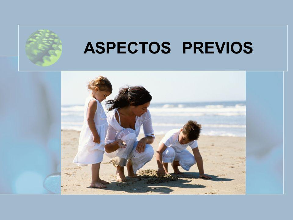 ASPECTOS PREVIOS