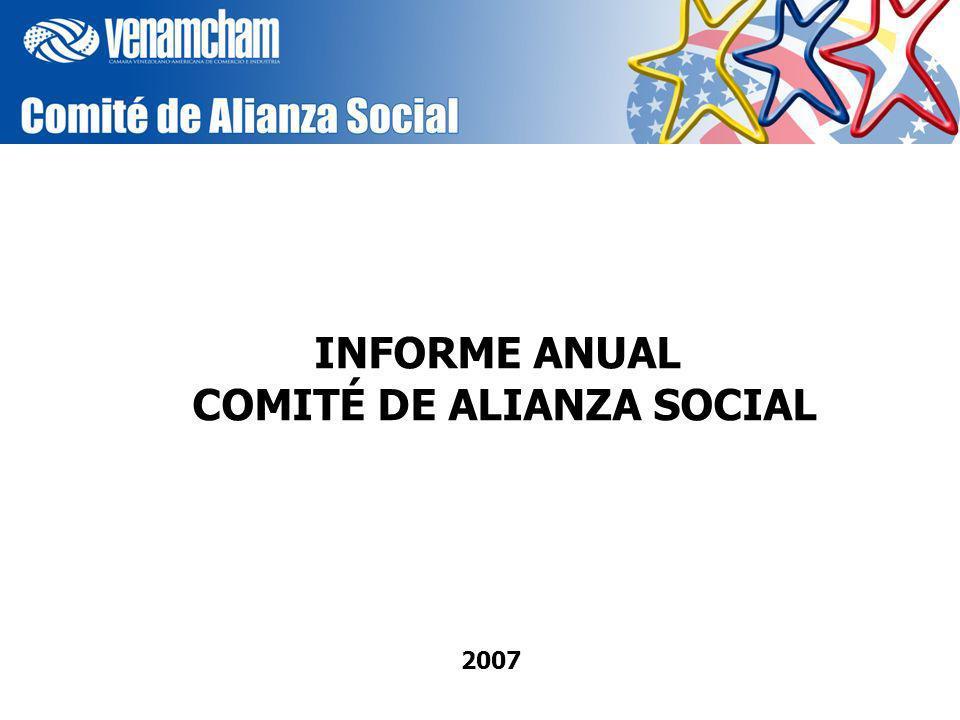 COMITÉ DE ALIANZA SOCIAL