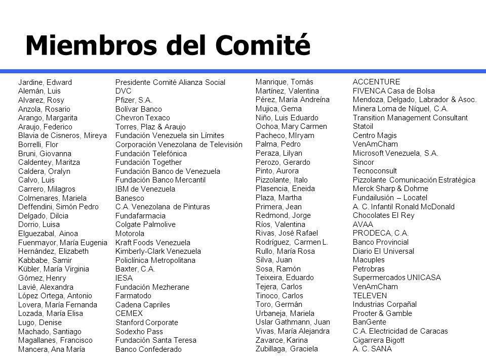 Miembros del Comité Manrique, Tomás ACCENTURE