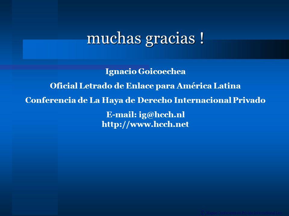 muchas gracias ! Ignacio Goicoechea