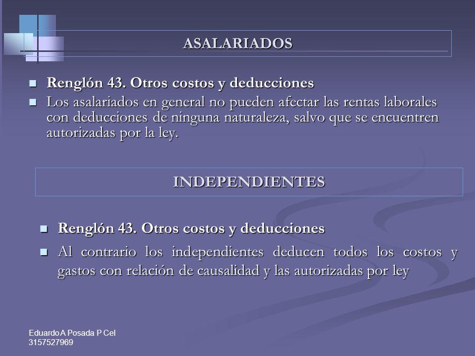 ASALARIADOS INDEPENDIENTES