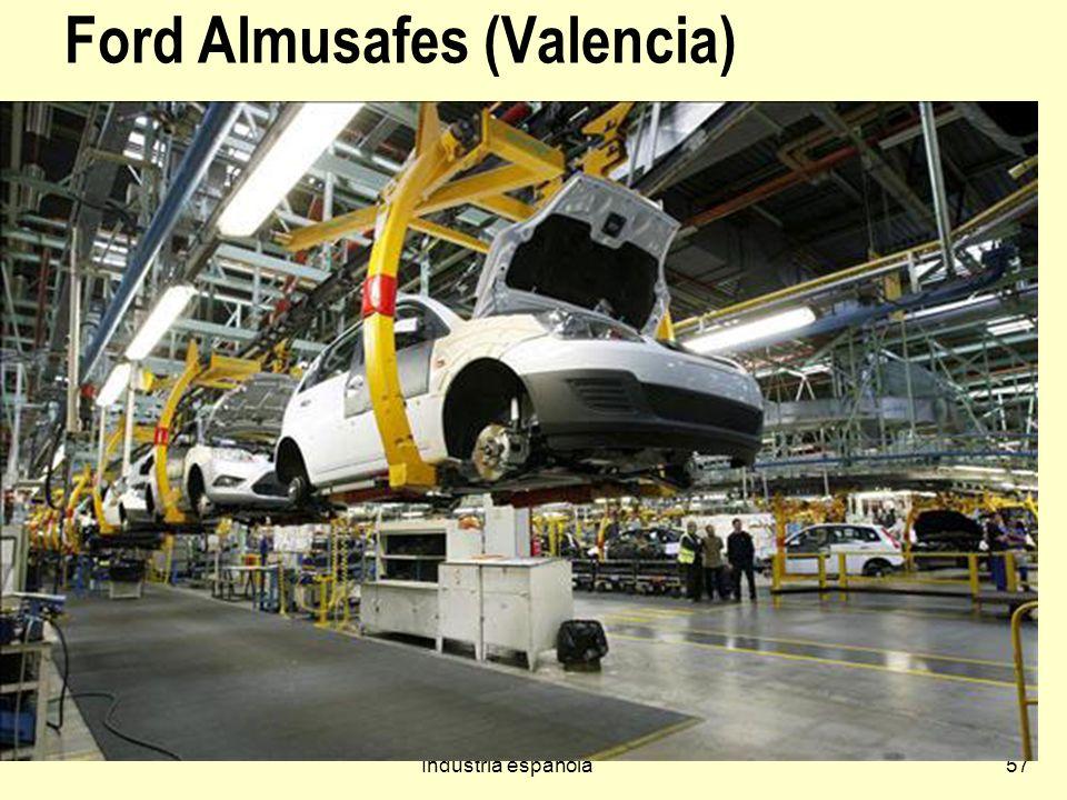 Ford Almusafes (Valencia)