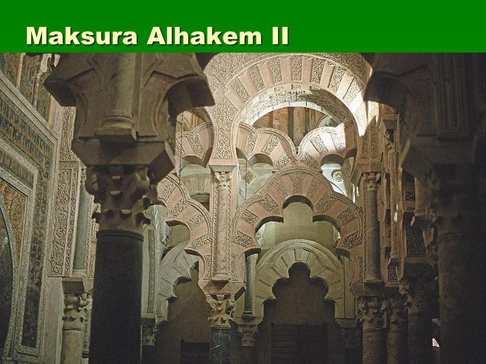 Maksura Alhakem II Arte islámico