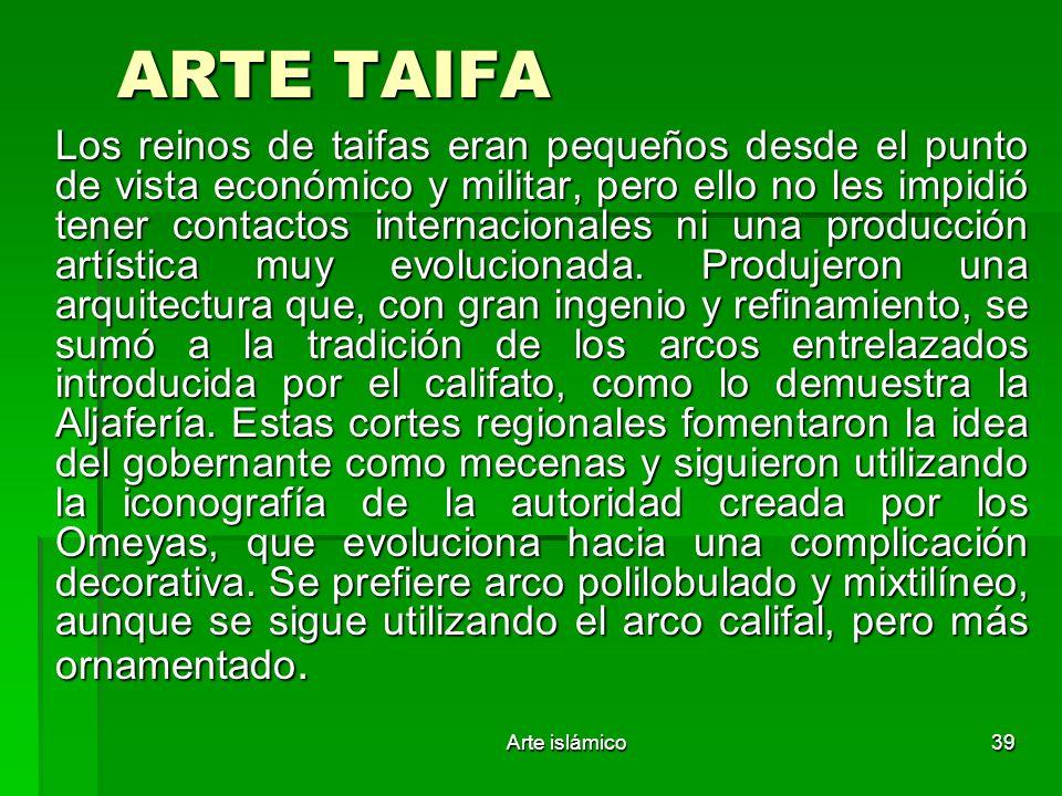 ARTE TAIFA