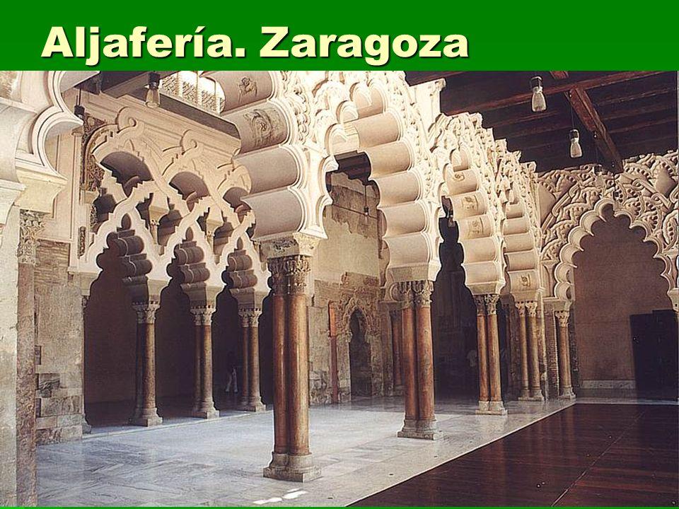 Aljafería. Zaragoza Arte islámico