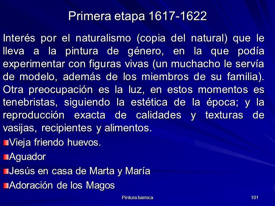 Primera etapa 1617-1622