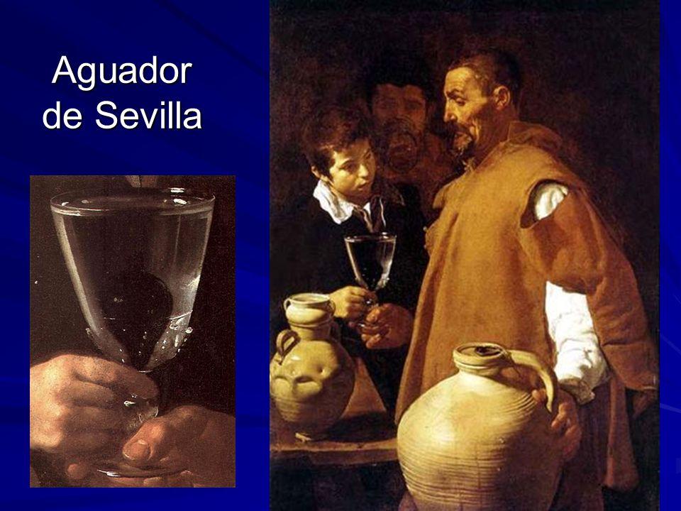 Aguador de Sevilla Pintura barroca