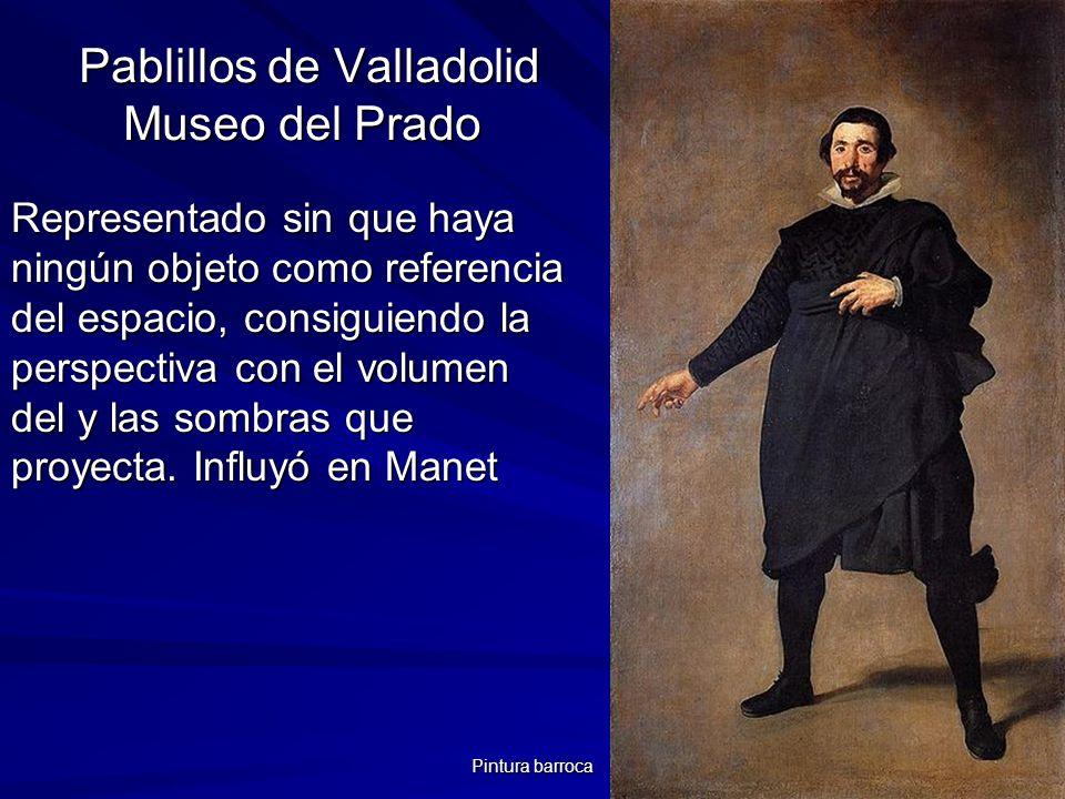 Pablillos de Valladolid Museo del Prado