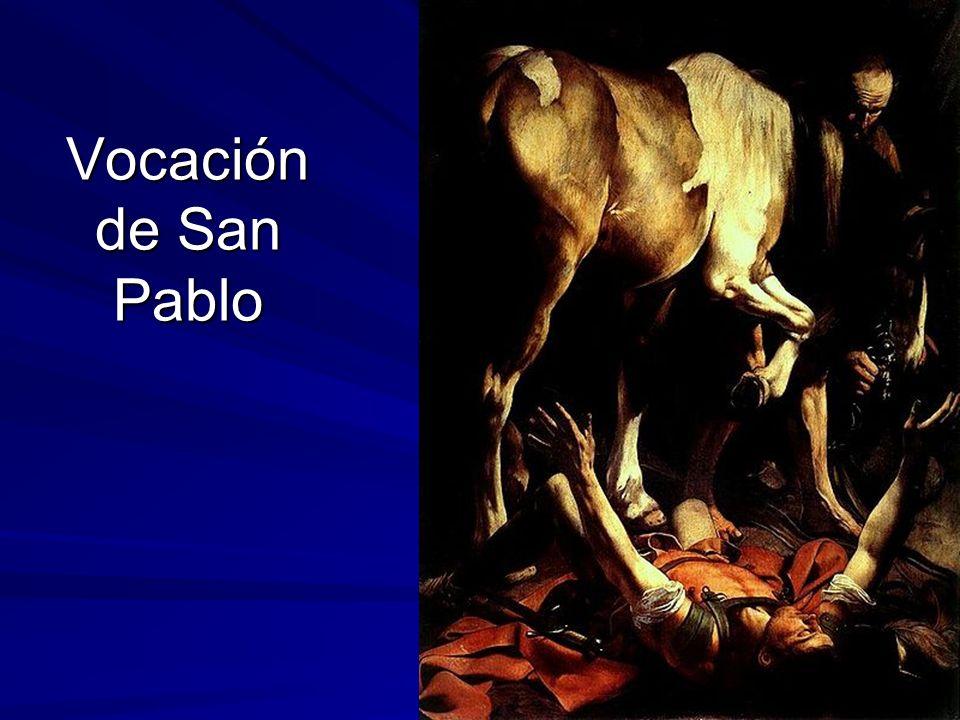 Vocación de San Pablo Pintura barroca
