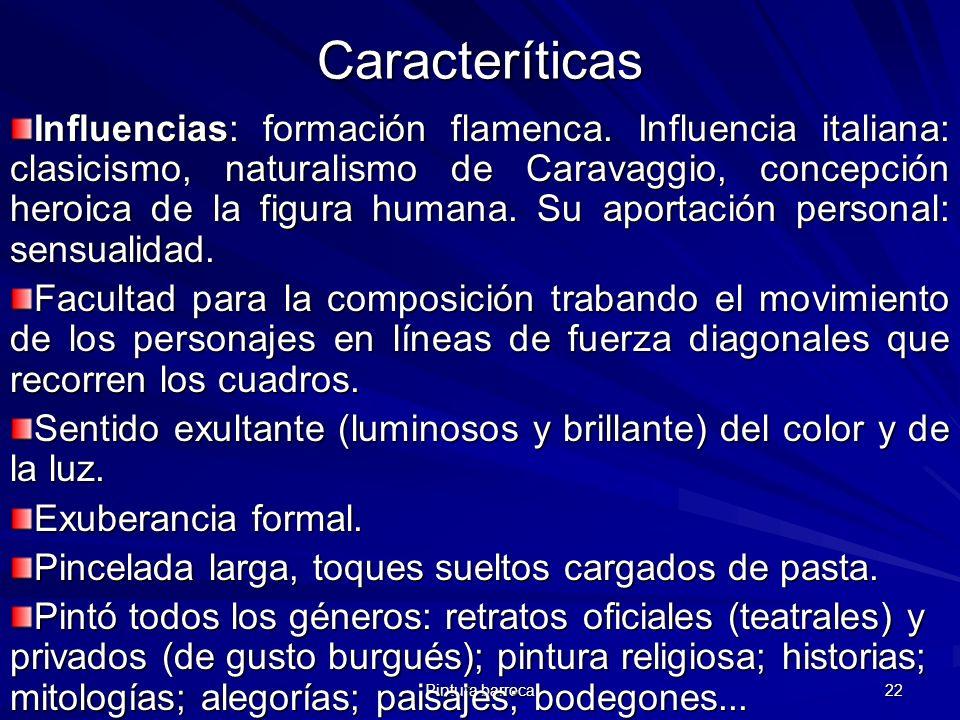 Caracteríticas