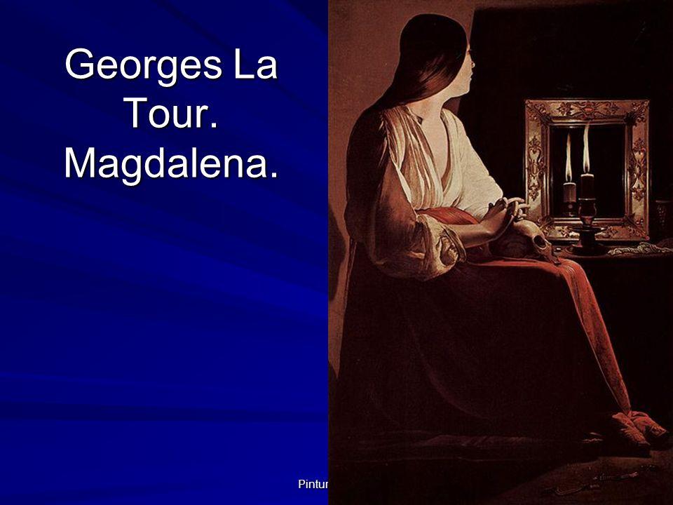 Georges La Tour. Magdalena.