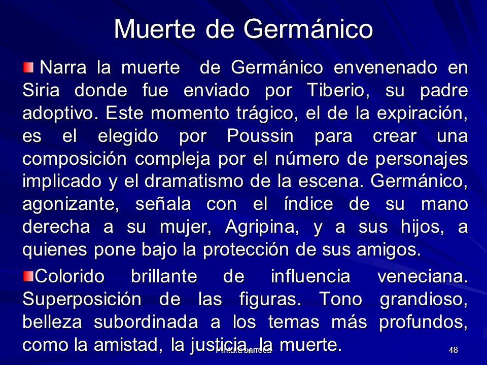 Muerte de Germánico