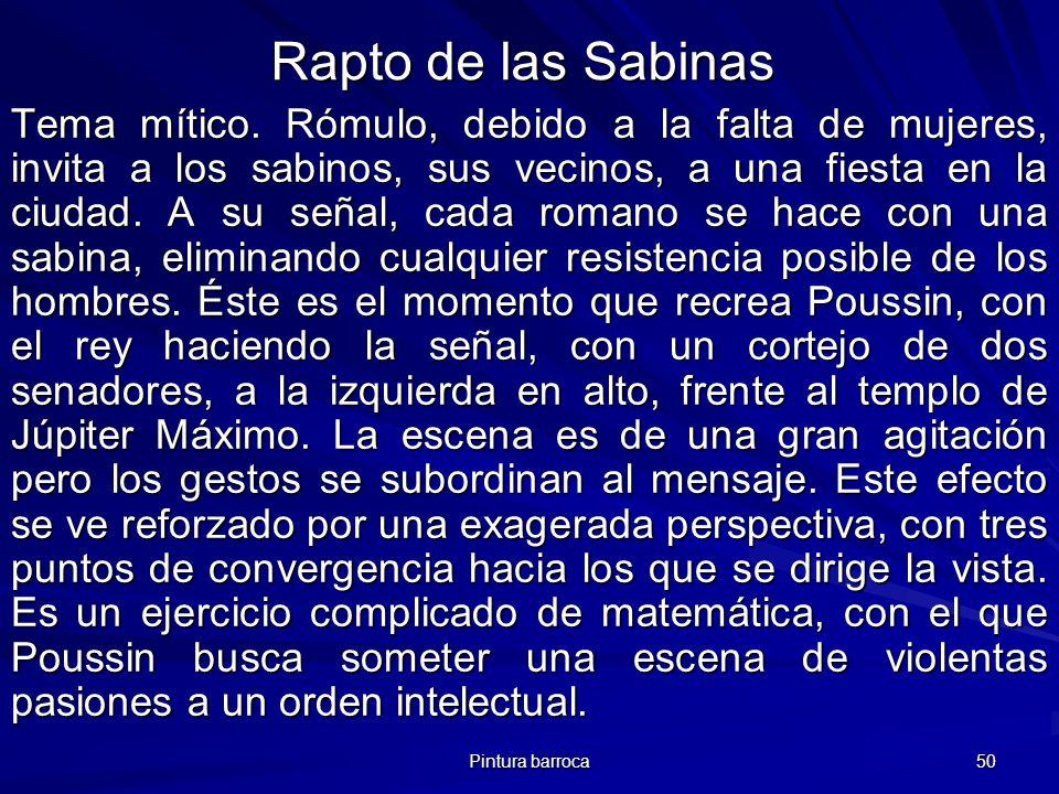 Rapto de las Sabinas