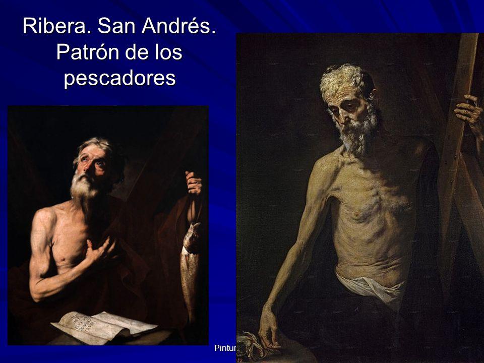 Ribera. San Andrés. Patrón de los pescadores