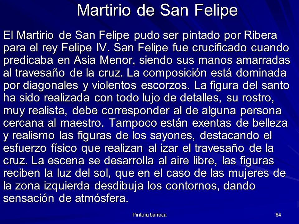 Martirio de San Felipe