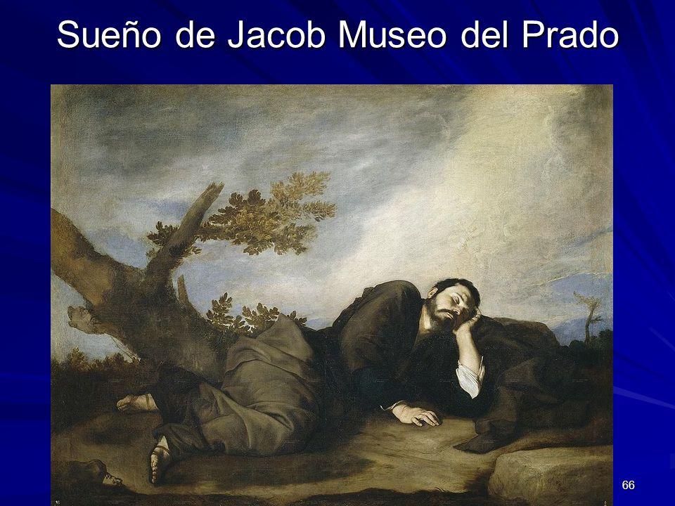 Sueño de Jacob Museo del Prado