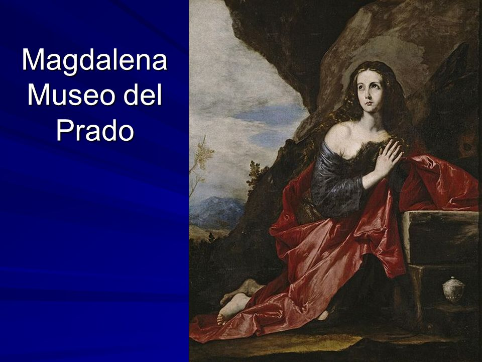 Magdalena Museo del Prado