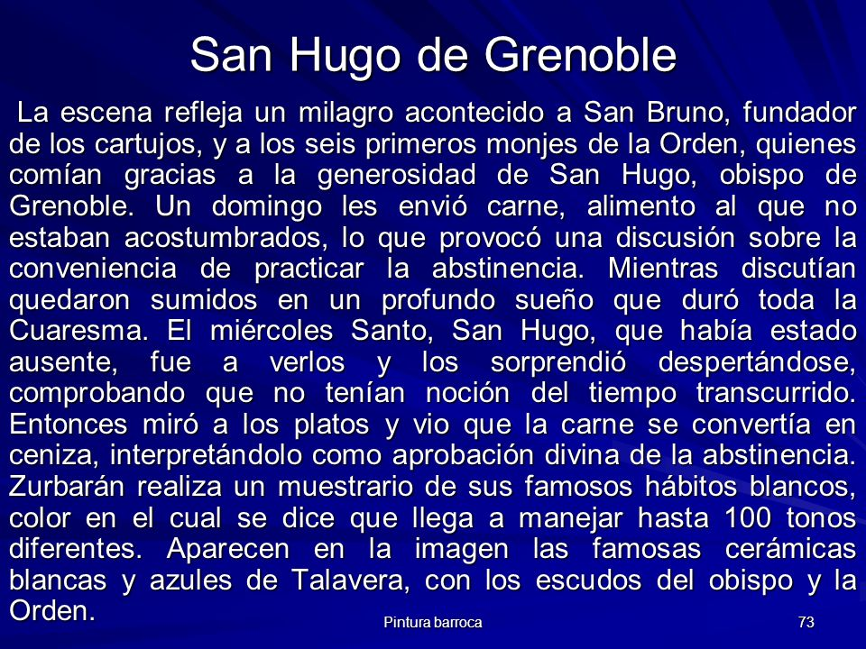 San Hugo de Grenoble