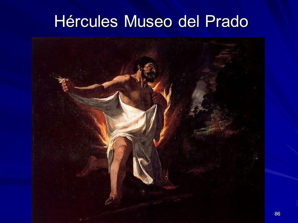 Hércules Museo del Prado