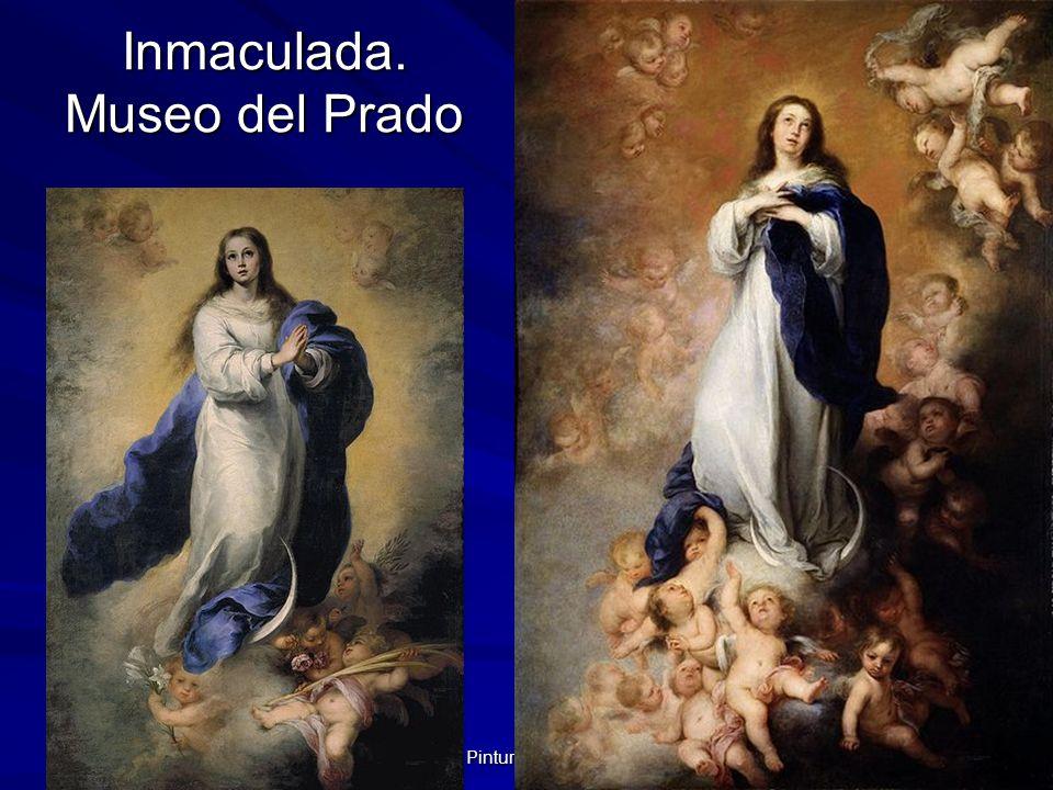 Inmaculada. Museo del Prado