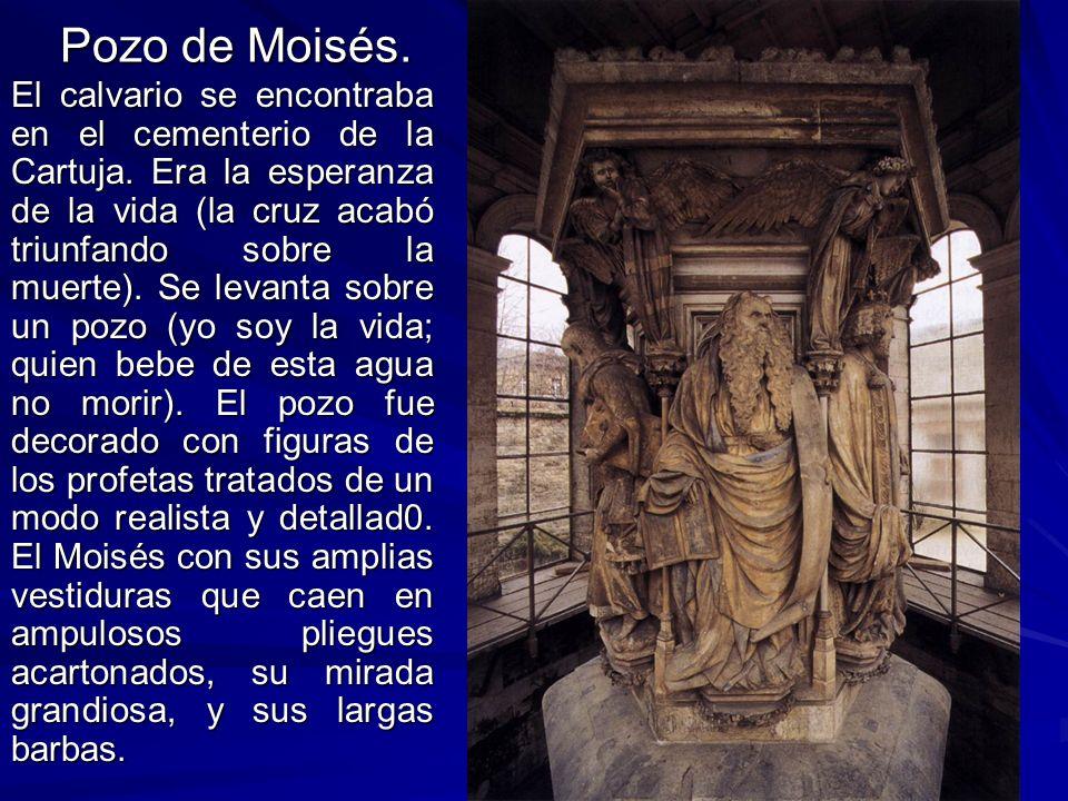 Pozo de Moisés.