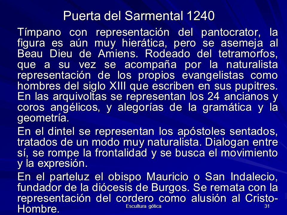 Puerta del Sarmental 1240