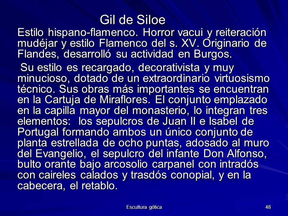 Gil de Siloe
