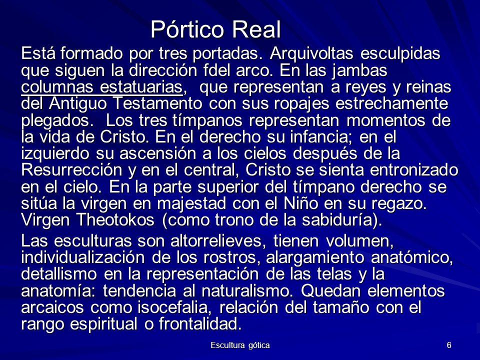 Pórtico Real
