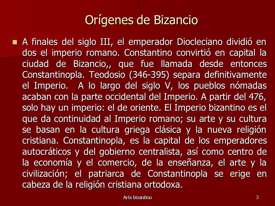 Orígenes de Bizancio
